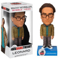 Global Holdings Inc Big Bang Theory Wobbler Leonard