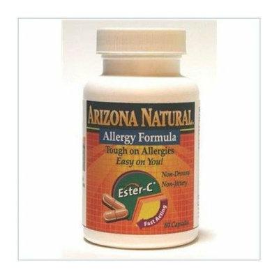 Arizona Natural Resource Allergy Formula 60 Caps