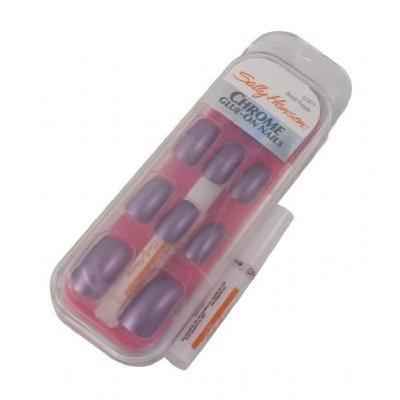 Sally Hansen® Chrome Glue-On Nails