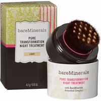 Bareminerals Pure Transformation Night Treatment 4.2G Light