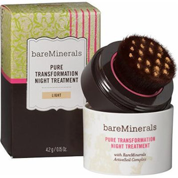 Bareminerals Pure Transformation Night Treatment 4.2G Light