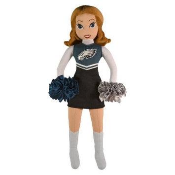 Bleacher Creatures Eagles Cheerleader Plush Doll (16