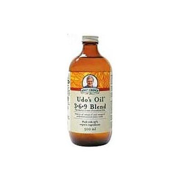 Udo's Choice Oil Blend (500mL) (Udo's Oil) Brand: Flora