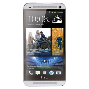 Htc HTC One Unlocked Android Smartphone in Silver