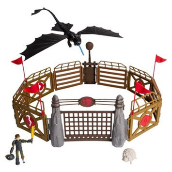 Spin Master Toys DreamWorks Dragons How to Train Your Dragon to Dragon Heroes Training