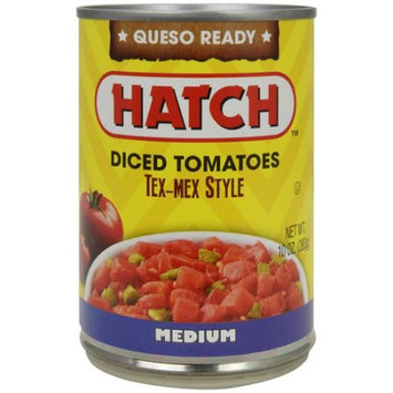 Hatch Diced Tomato & Chilies - Texmex