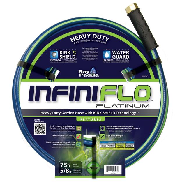 Commerce Llc Ray Padula InfiniFlo Platinum 5/8