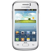 Samsung - Galaxy Young Cell Phone (Unlocked) - White