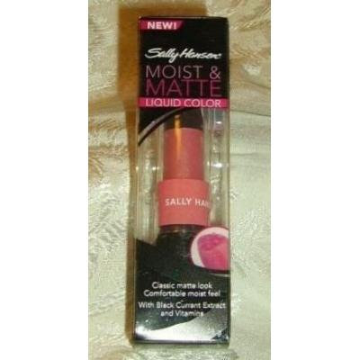 Sally Hansen® Moist & Matte Liquid Nail Polish