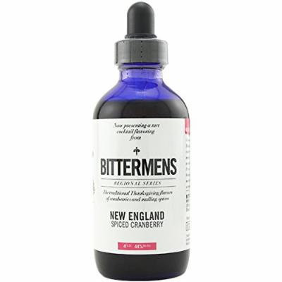 Bittermens New England Spiced Cranberry Cocktail Bitters - 5 oz