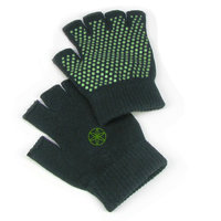 Gaiam Yoga Super Grippy Yoga Gloves