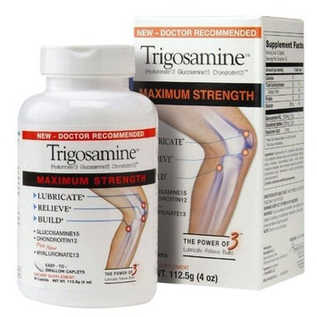 Trigosamine Jointcare Supplement, Maximum Strength Caplets, 90-Count Bottle