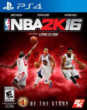 NBA 2K16 PS4 Replen