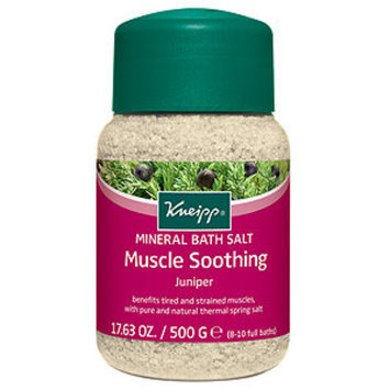 Kneipp Juniper Muscle Soothing Mineral Bath Salts Sachet
