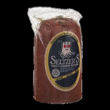 Seltzer's Sweet Lebanon Bologna Lean Beef