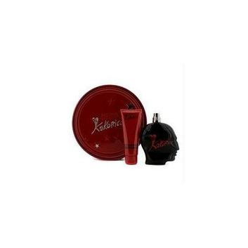 Jean Paul Gaultier 15199833714 Kokorico Coffret: Eau De Toilette Spray 100ml-3. 3oz + Shower Gel 75ml-2. 5oz - 2pcs