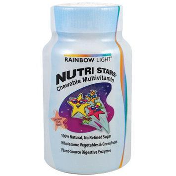Rainbow Light Nutri Stars Chewable Multivitamin Chewable Tablets