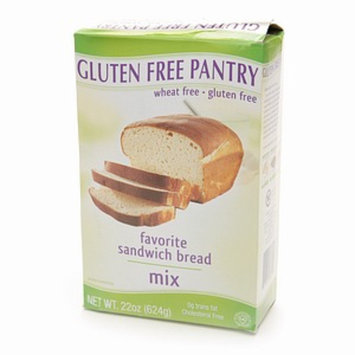 Gluten Free Pantry Favorite Sandwich Bread Mix