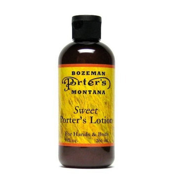 Sweet Porter's Lotion