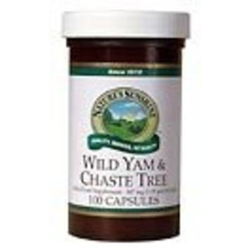 Women's Health Care Wild Yam And Chaste Tree