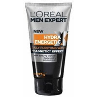L'Oreal Men Expert Hydra Energetic X-Treme Black Charcoal Face Wash 150Ml