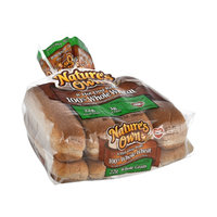 Nature's Own 100% Whole Wheat Hot Dog Rolls - 8 CT