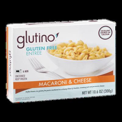 Glutino Gluten Free Entree Macaroni & Cheese