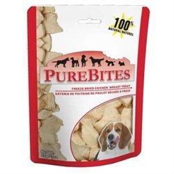 Pure Treats Inc Purebites Dog Treats Chicken Breast - 3 oz