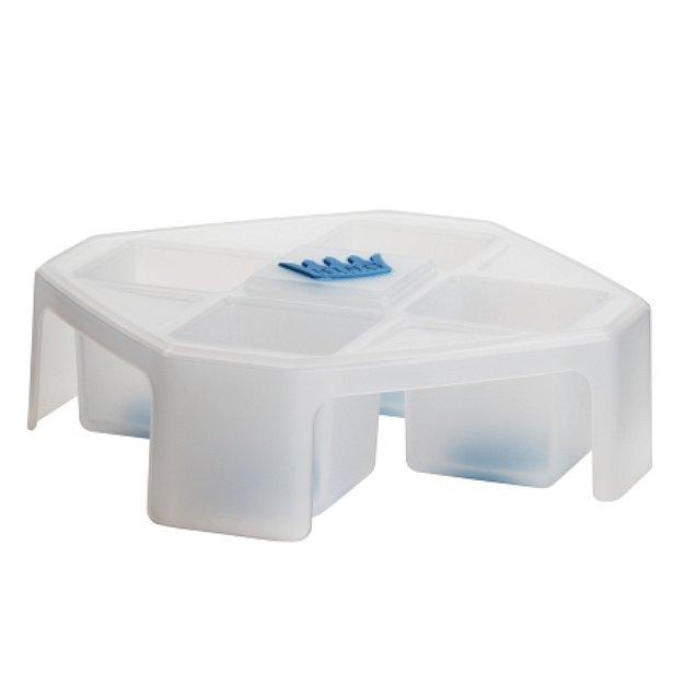 Trudeau King Cubes Ice Tray, 1 ea