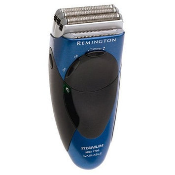 Remington MS3-1700 Titanium 3 MicroScreen Ultra Rechargeable Mens Shaver