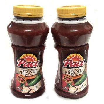 Pace The Original Picante Sauce, Medium - 2/38oz. Jars