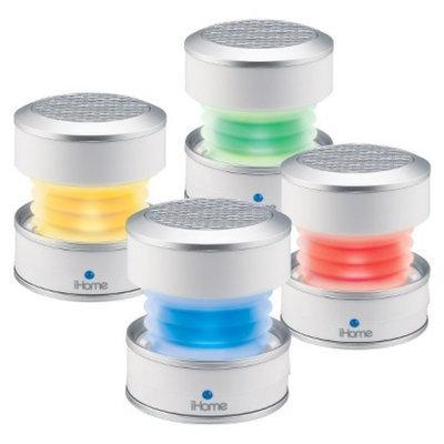 iHome Mono Speaker w/Light