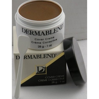 Dermablend Cover Creme Chrome 7: Deep Brown