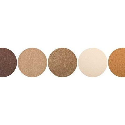 The Caribbean Collection NYX 5 Color Shadow
