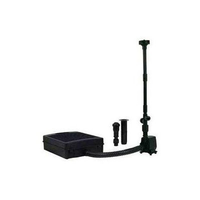 Tetra Pond Filtration Fountain Kit with Flat Box Filter: FK5 Fountain