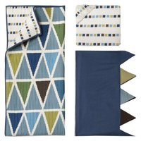 Castle Hill Charlie 3pc Crib Bedding Set
