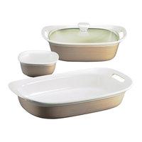 Corningware CorningWare etch 4-Piece Bakeware Set