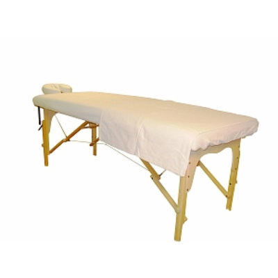 Ggi International Flannel Massage Table and Face Cover Set