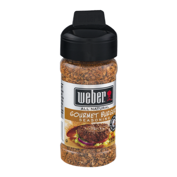 Weber All Natural Seasoning Gourmet Burger