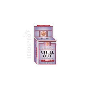 OHCO/ORIENTAL HERB COMPANY Chi'll Out