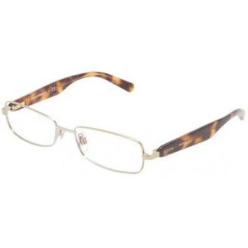 Eyeglasses Dolce e Gabbana 0DG1234P 1202 PALE GOLD