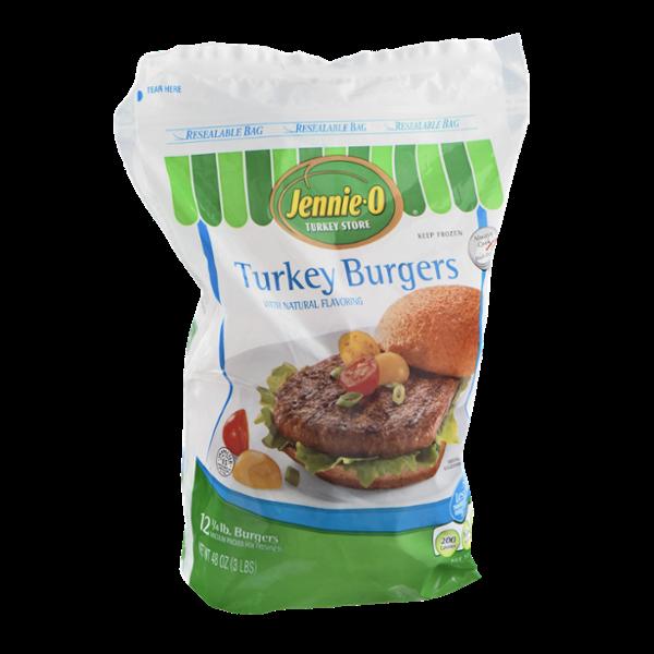 Jennie O Turkey Burgers 12 Ct Reviews