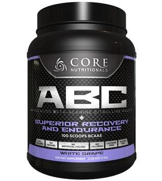 Core Nutritionals Core ABC White Grape 2.3 lbs
