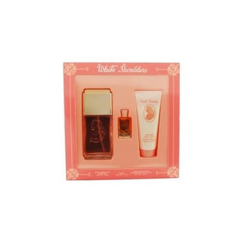 Evyan - White Shoulders Cologne/Body Lotion/Parfum Mini (Women's) - Set