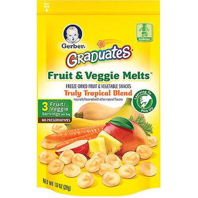 Gerber Graduates Fruit & Veggie Melts