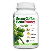 Bioprosper Labs Greenbean Pure Green Coffee Bean Extract 700mg with African Mango, Green Tea, Apple Cider, Grapefruit, Kelp, & Acai