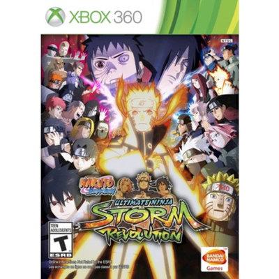 Microsoft Naruto Shippuden: Ultimate Ninja Storm Revolution (Xbox 360)