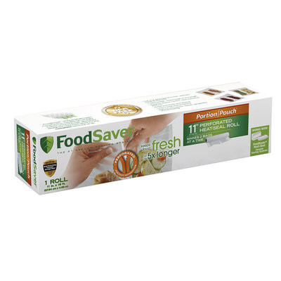 Foodsaver Portion Pouch Rolls White