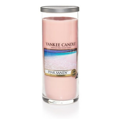 Yankee Candle Pink Sands 20oz Perfect Pillar