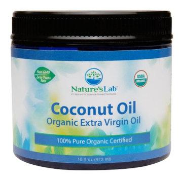 Nature's Lab Coconut Oil